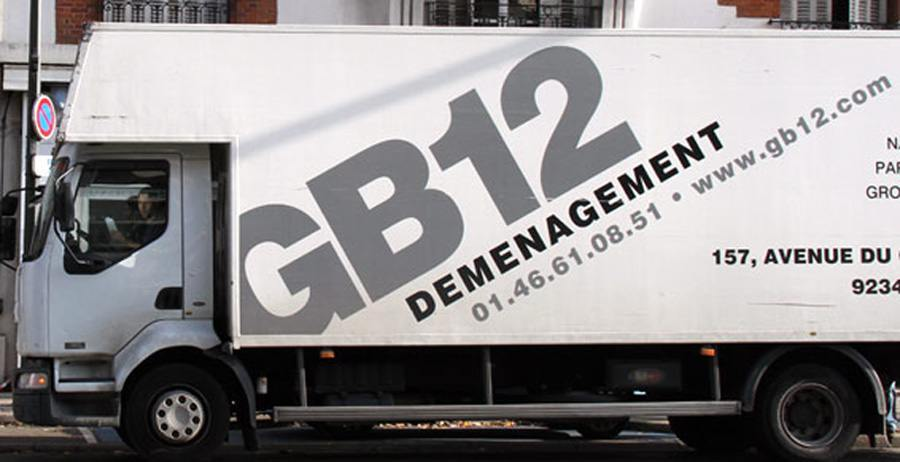 Je déménage avec GB12